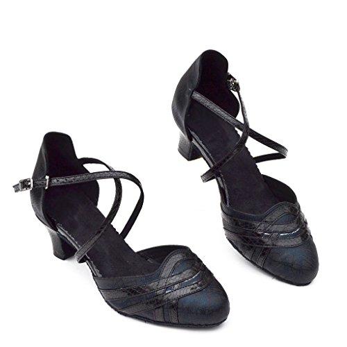 Para Mujer De Zapatillas Misu Negro Danza 1TwS4nqx