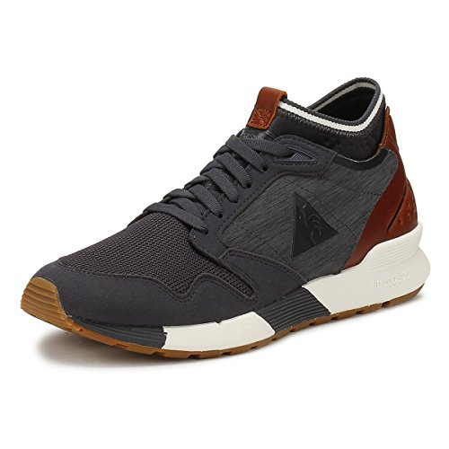 Le Coq Sportif Uomo Nine Iron Grigio Omicron Craft Sneaker Nine Iron