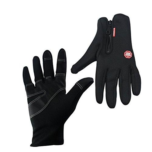 Skysper- Outdoor-Handschuhe Mountainbike Handschuhe Fahrradhandschuhe Sporthandschuhe für Herren und Damen ,S Size