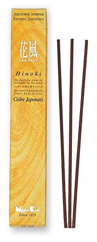 Nippon Kodo - Ka-fuh (Scents in the Wind) - Cypress (Hinoki) 50 Sticks