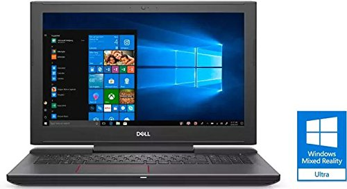 "Dell Inspiron 7577 Flagship 15.6"" FHD Backlit Keyboard Gaming Laptop, Intel Core i5-7300HQ Quad-Core, NVIDIA GeForce GTX 1060 6GB Graphics, 8GB DDR4, 275GB SSD (boot) + 1TB HDD, Windows 10 home"