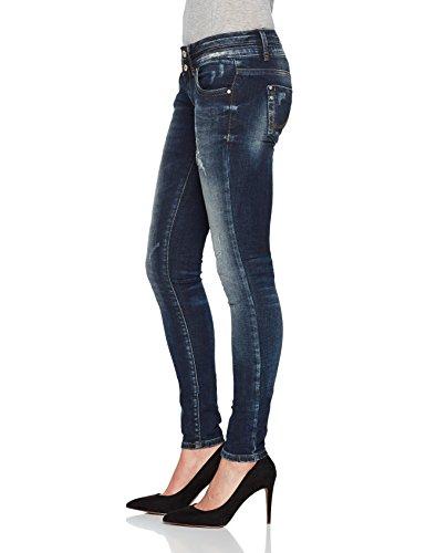 LTB Wash 50338 Julita X Femme Jean Jeans Serene Blau Skinny qqOCUw