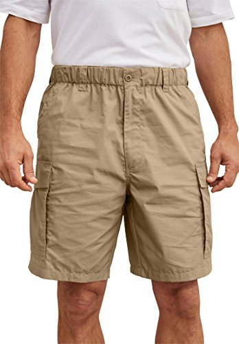 Kingsize Moisture Wicking Cargo Shorts