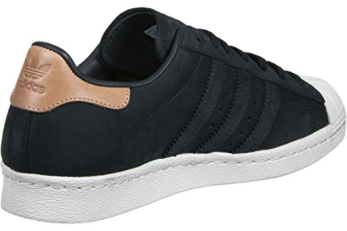 adidas Originals Women's ' Originals Superstar 80S Trainers US9.5 Black cheap wholesale price original cheap online LC4K2