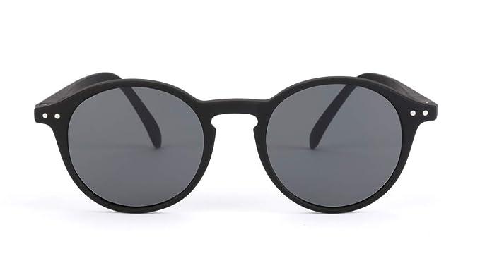 design de qualité 298e7 abfcc IZIPIZI - Lunette de soleil lecture Shape #D - +0, Black ...