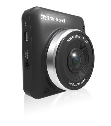 - Transcend 16GB DrivePro 200 Car Video Recorder With Suction Mount (TS16GDP200M)