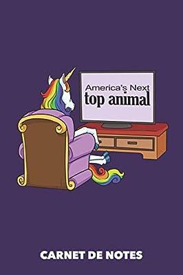 Carnet de Notes: Top Animal A5 pointillé / grille de points ...