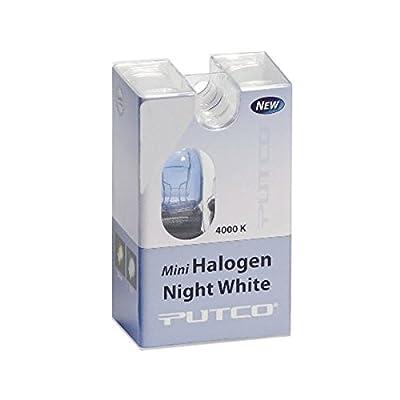 Putco 211921L Mini-Halogen Bulb - Night White - 921 (Pair)