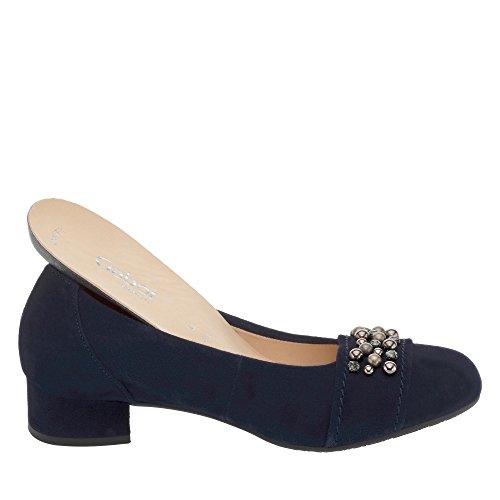 Fashion femme talons Gabor pour bleues Comfort à Chaussures 0qwRP8w5