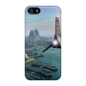 Premium Durable Science Fiction Fashion Tpu Iphone 5/5s Protective Case Cover