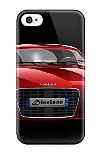 Awesome SRRatVB398MQqiJ ZippyDoritEduard Defender Tpu Hard Case Cover For Iphone 4/4s- Audi R8 Gt 18