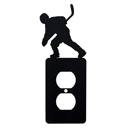- Hockey Single Duplex Wall Plate
