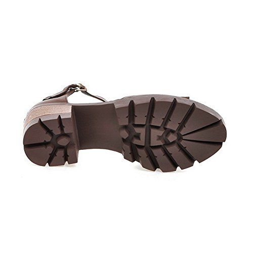 Urethane Sandals Non Brown Size Marking 1TO9 Cold Womens Mini Lining MJS03282 xw8q7qfBn0