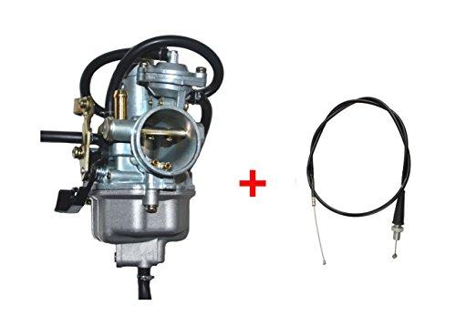 Carburetor Throttle Cable - 4