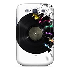 New Fashionable TinnySunshine QRHDY18960cWwBC Cover Case Specially Made For Galaxy S3(htc Music)
