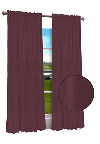 60 Inch Long Curtains - 6