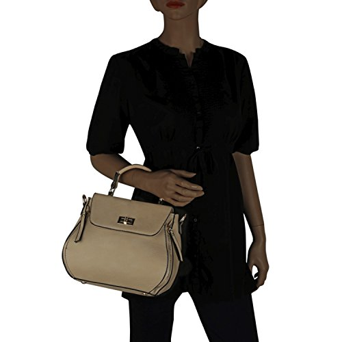 Farrow Crossbody Designer Shava MKF Mia Beige K Collection by Handbag E4E8qwt
