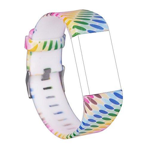 RedTaro Replacement Fitbit Wristbands Bracelets