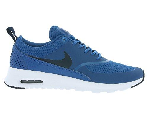 NIKE Air Max Thea WMNS Schuhe Damen Sneaker Turnschuhe Blau 599409 415, Größenauswahl:37.5