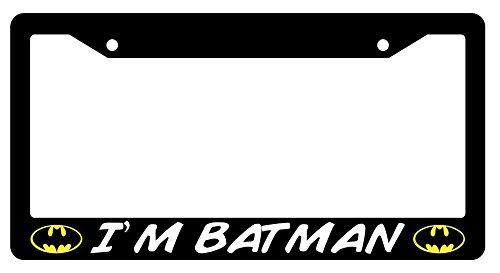 license plate frame batman - 7