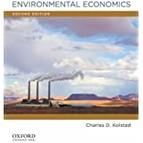 Environmental Economics 2nd (second) Edition by Kolstad, Charles D. published by Oxford University Press, USA (2010)