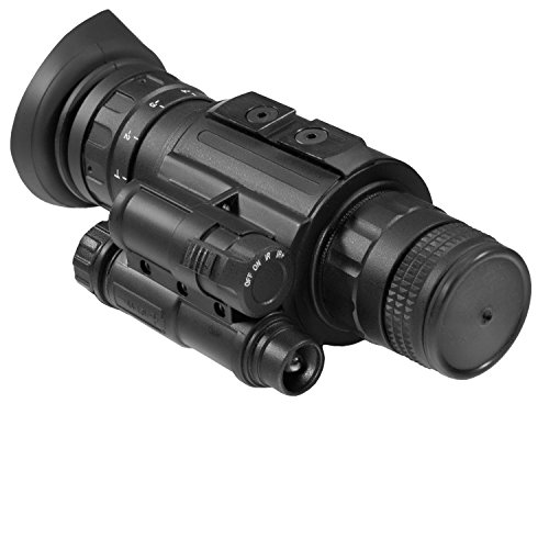Luna Optics Gen-2+ 1X Elite Series Mini Monocular by Luna Optics