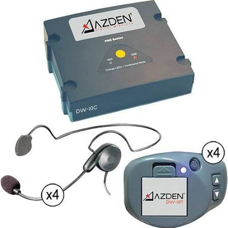 azden-dw-1000-full-duplex-digital-wireless-ifb-intercom-system