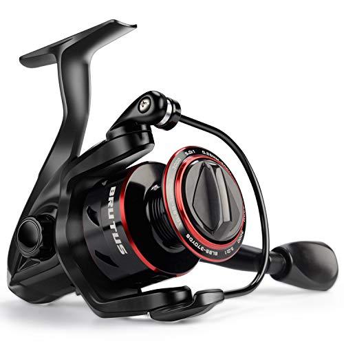 KastKing Brutus Spinning Reel,Size 3000 Fishing Reel (Best Fishing Reels Reviews)