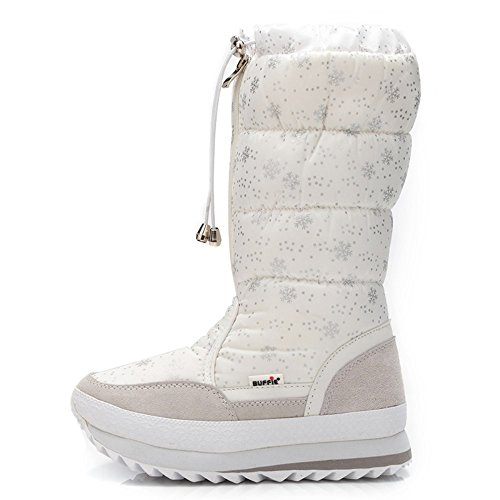MIGO Hot Boots White Winter Snow Women Selling Grey Navy and Black Boots BABY White Boots Colour Four rEBpnqrUx