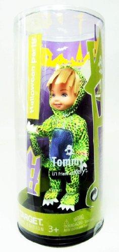 Barbie - Kelly Club Halloween Costume Party Tommy as Green Dragon, Kelly Li'l Friends Doll]()
