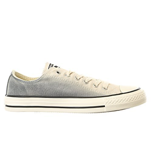 Converse Unisex Mens Chuck Taylor All Star Sunset Ox Fashion Sneaker Shoe,  Parchment/Dolphin/Egret, 7