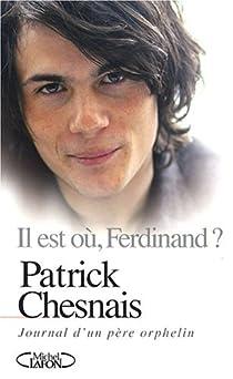 Il est où, Ferdinand ? : Journal d'un père orphelin par Chesnais