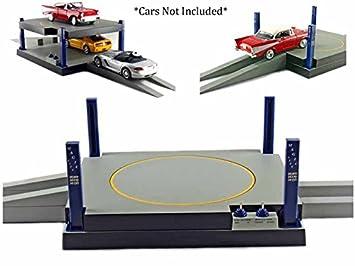 Amazon.com: Funciona con pilas Elevador/CarPark Tocadiscos ...