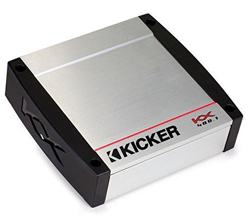 Kicker KX400.1 Mono Subwoofer Amplifier