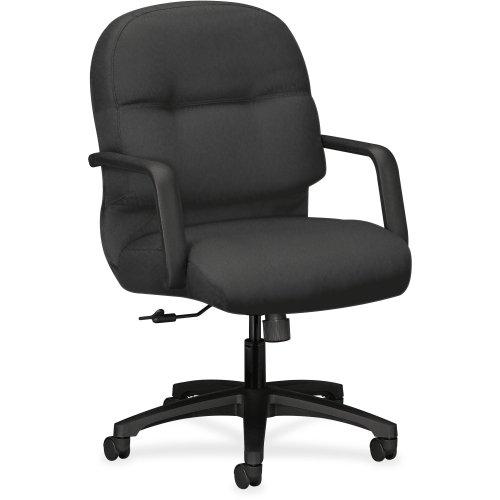 - Hon 2090 Srs Pillow-Soft Managerial Mid-Back Chair