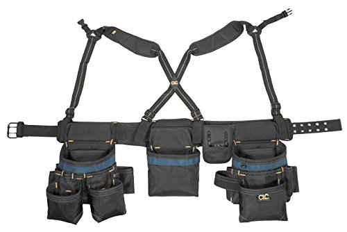 CLC Custom Leathercraft 2617 28-Pocket Framing Master Tool Belt ()