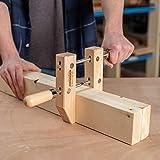 Pony Jorgensen Size 2 8-1/2-Inch Handscrews Wood