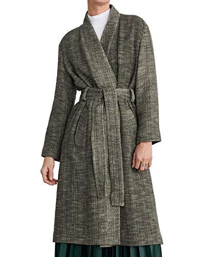 Manteau Fantaisie Femme Zara 660 2145 En Tissu 5SOcgqU