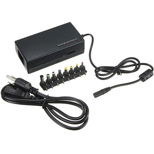 12V/ 15V/ 16V/ 18V/ 19V/ 20V/ 24V Output Universal AC DC Power Adapter Charger by SPK603