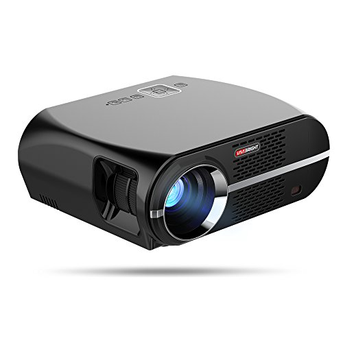 Omzer Portable LCD Projector
