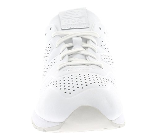 MRL996DT New Real Leather Blanc Weiß Balance Chaussures 996 gx8RqRZwPH