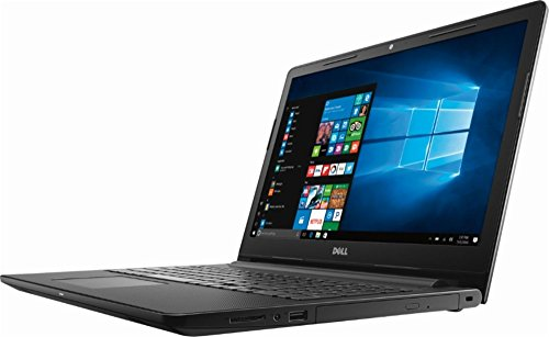 Dell Inspiron 15.6 inch HD Flagship Premium Laptop | AMD A6-9200 | 8GB RAM | 500GB HDD | DVD +/-RW | HDMI | SD Reader | MaxxAudio | WIFI | Bluetooth | Windows 10 Home