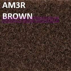 Lessco Electronics Choose Your Color Thick Acoustic Speaker Box Carpet Trunk Liner DJ Carpet Rug (Almond AM15R)