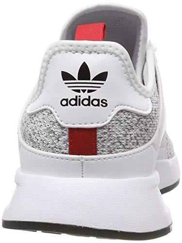 scarlet grey Zapatillas ftwr X Gimnasia Hombre F17 scarlet Para Ftwr F17 Adidas Blanco White Three De plr vE1xqwwa
