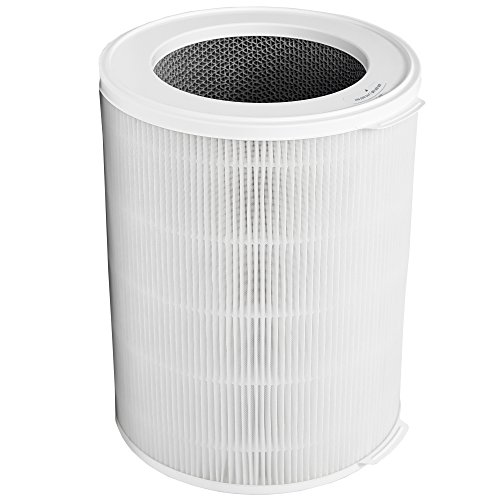 Winix 112180 Replacement Filter N For Air Purifiers Nk100 & Nk105, White