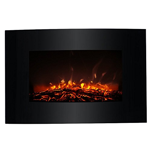 mobile home fireplace - 2