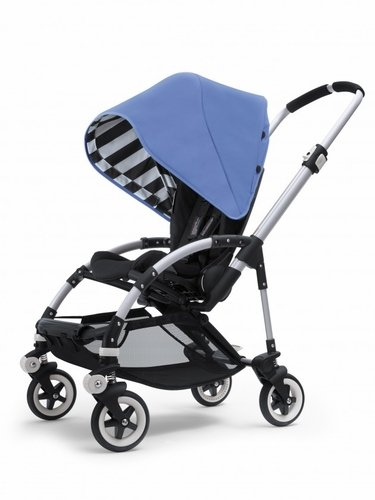Bugaboo Cameleon3 Tailored Fabric Set – Jewel Blue – Cameleon3