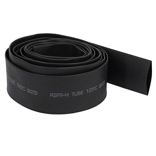 (uxcell 3.5M Long 25mm Dia 2:1 Shrink Ratio Shrinkable Tube Heat Shrink Tube Sleeving)