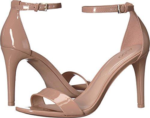 ALDO Women's CARDROSS Heeled Sandal, Light Pink, 7- B US