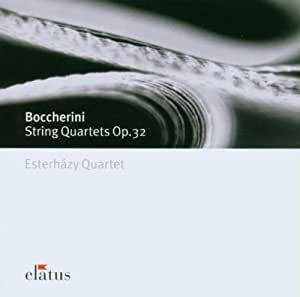 Boccherini: String Quartets Op.32